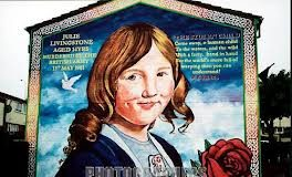 Julie Livingstone one of the 9 children killed by plastic bullets